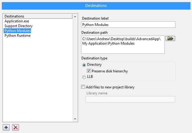 Deploying Python-Powered LabVIEW Applications — Python