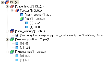 dict size in python